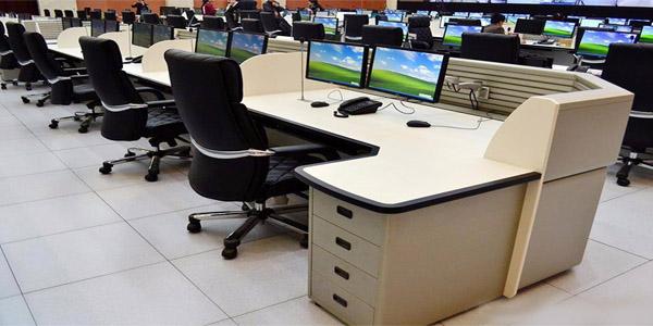 【操作台生产厂家】监控操作台的结构可以根据用户体验要求进行设计