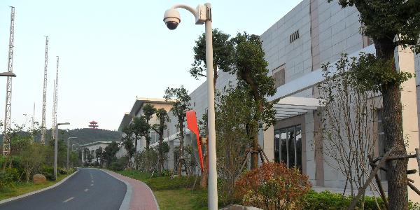 室外监控立杆需要如何规划操作