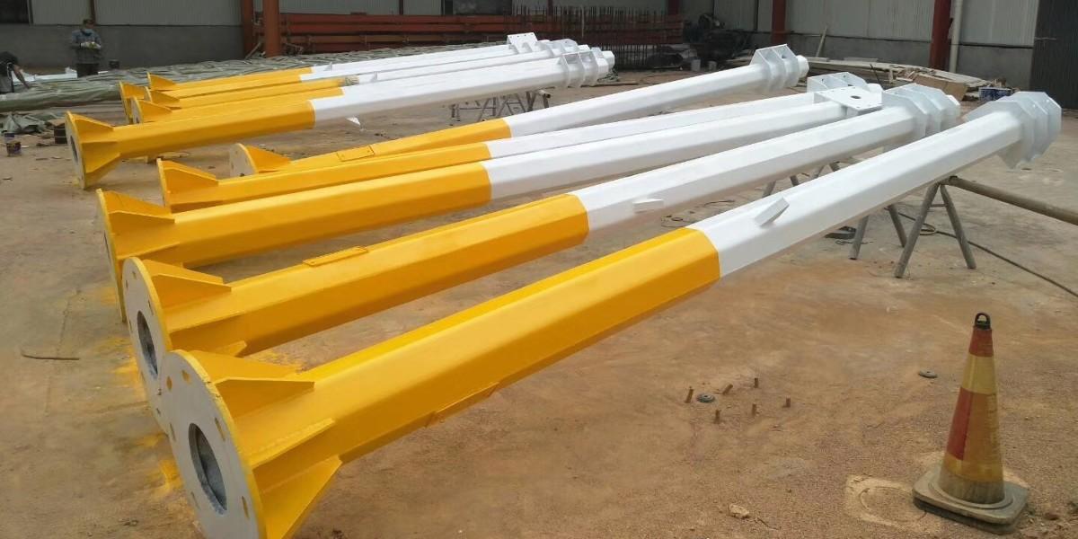 精致立杆厂家中标中山大学珠海校区立杆项目