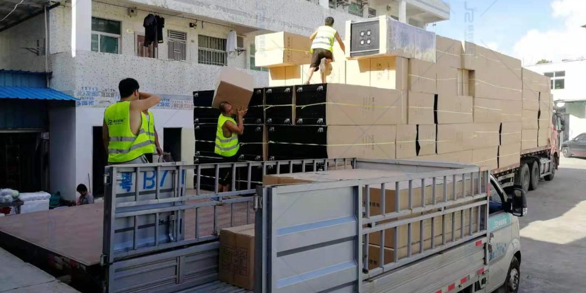 精致机柜助力坪山文体中心打造数据机房