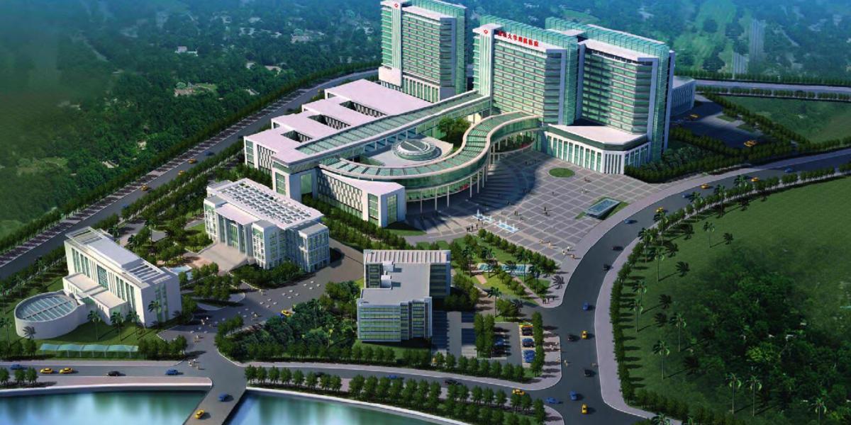 精致机柜中标深圳市西丽大学城学府医院数据机房项目