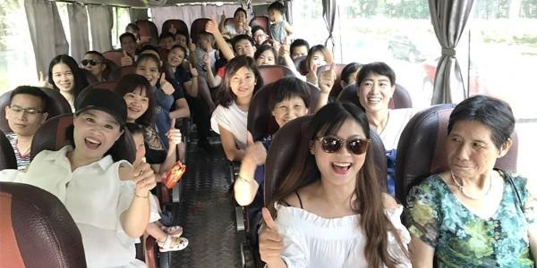 深圳精致员工福利之旅启程啦