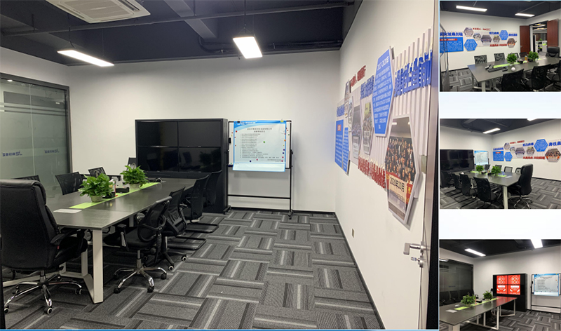 精致机柜会议室