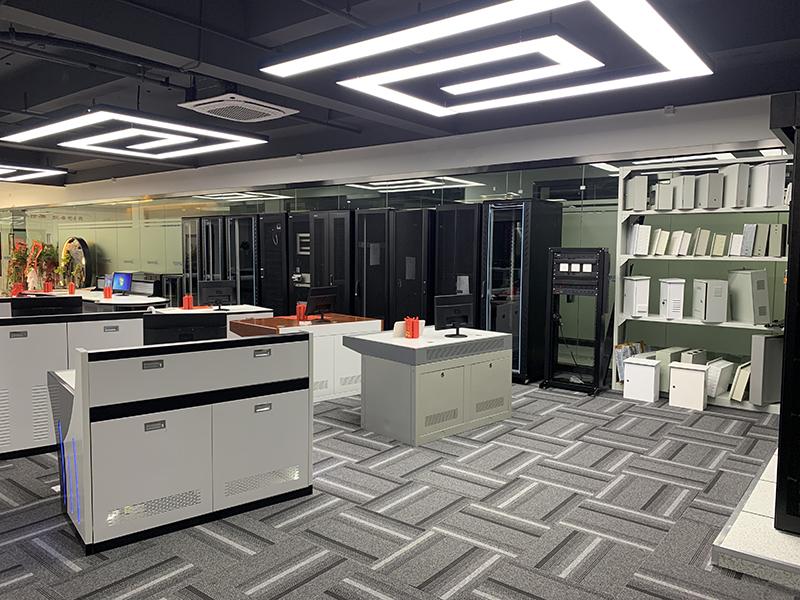 服务器机柜公司产品展厅