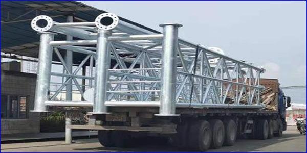 深圳高速公路龙门架厂家讲解ETC龙门架安裝关键点