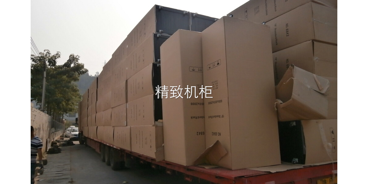 精致机柜中标南山中国储能大厦机柜项目