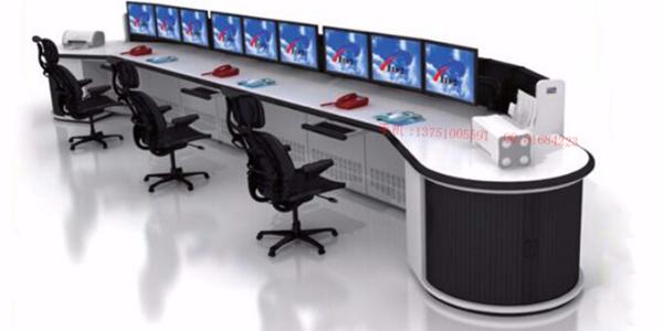 定制监控操作台厂家讲解监控室里用监控操作台有哪些优势
