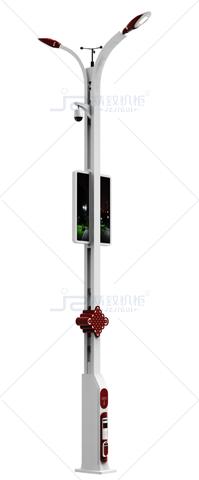 led智慧灯杆定制加工