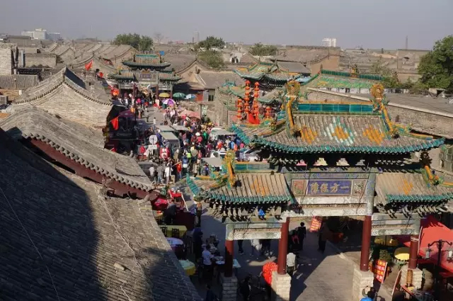 晋中平遥古城景区