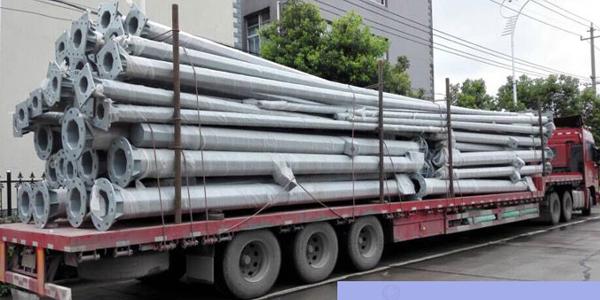 【深圳立杆】_监控立杆运输和装卸搬运注意事项-精致机柜