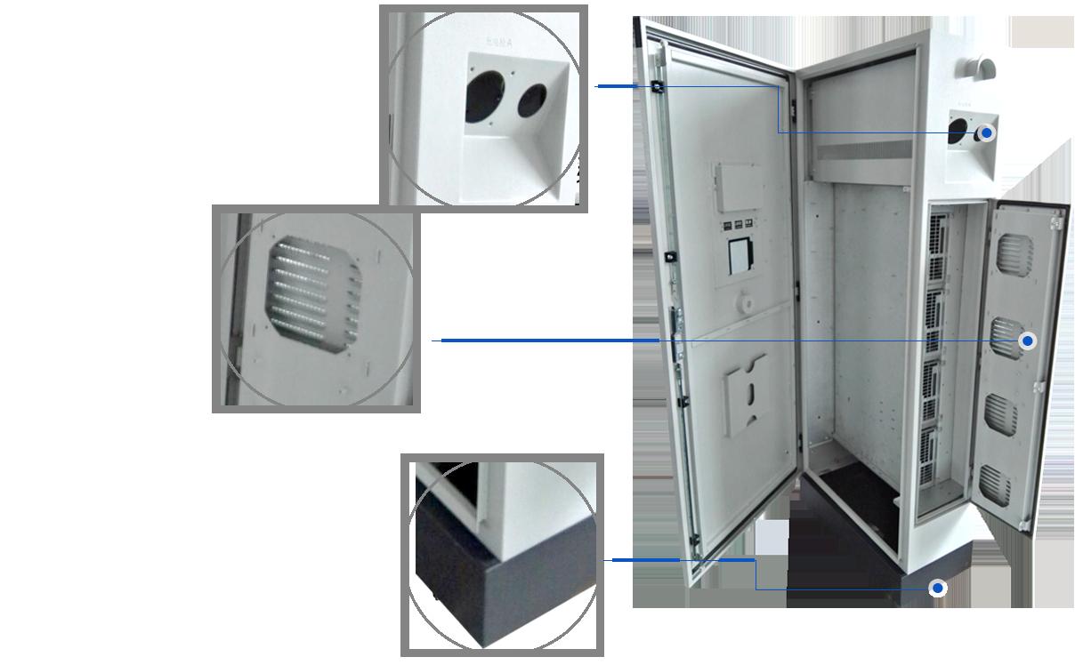 充电桩外壳产品细节