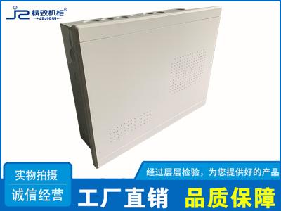 塑料面板多媒体信息箱