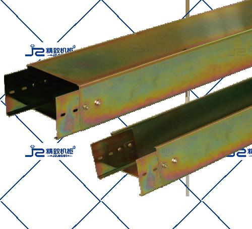 镀彩(镀白)锌电缆桥架定制