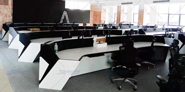 深圳监控台定制厂家讲解监控操作台有那些实用的功能及特点?