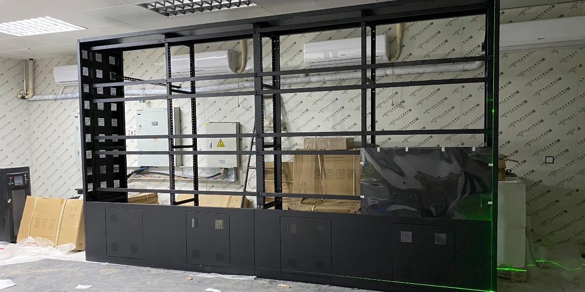 珠海某大型监控中心选用精致电视屏幕墙