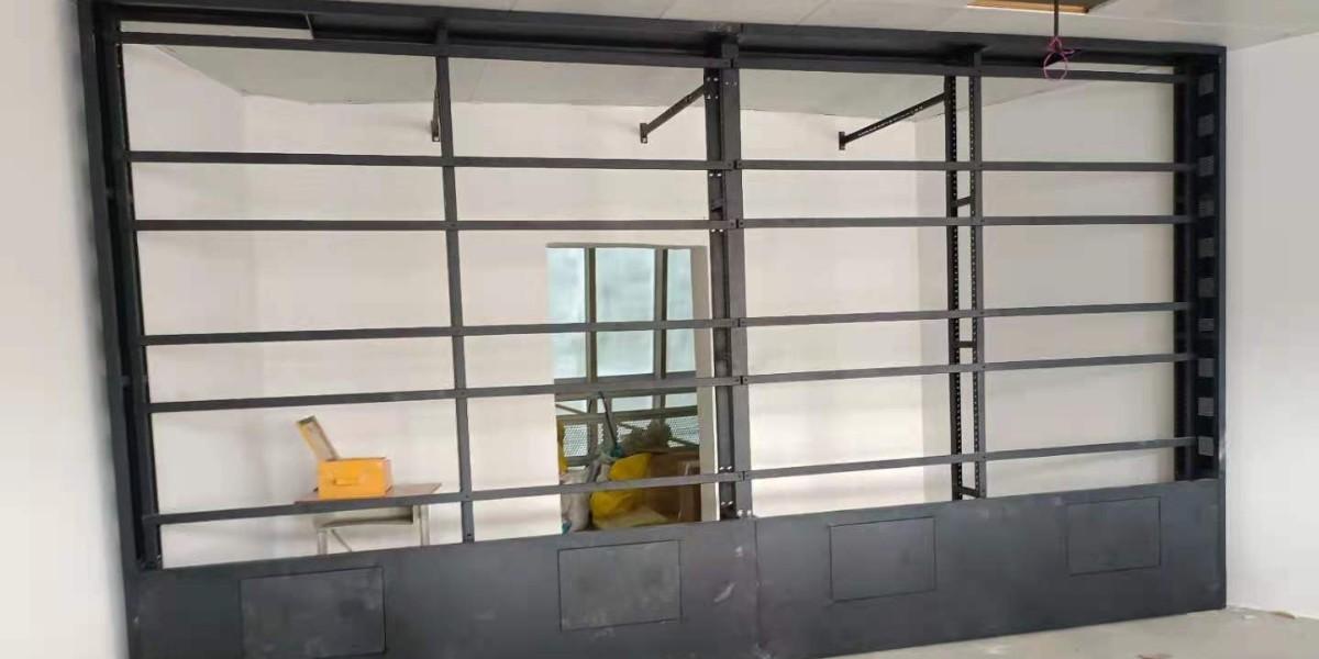 北师大南山附属学校选用精致电视屏幕墙