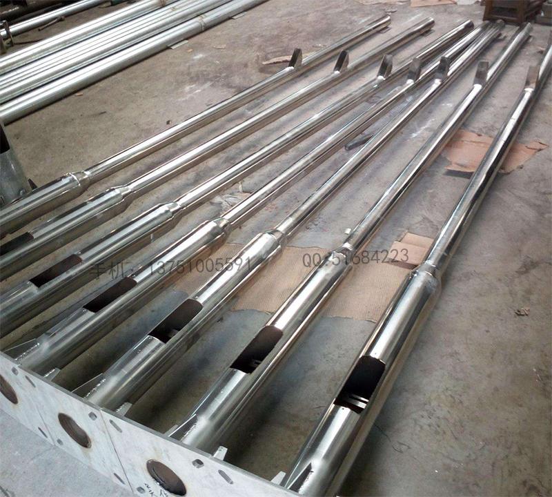 不锈钢监控立杆定制加工