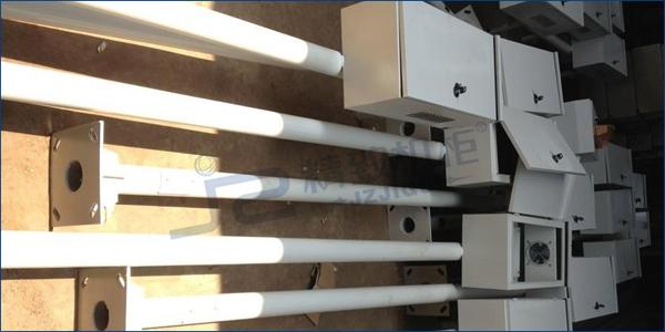 立杆加工厂揭密制做不锈钢监控立杆的原材料有哪些