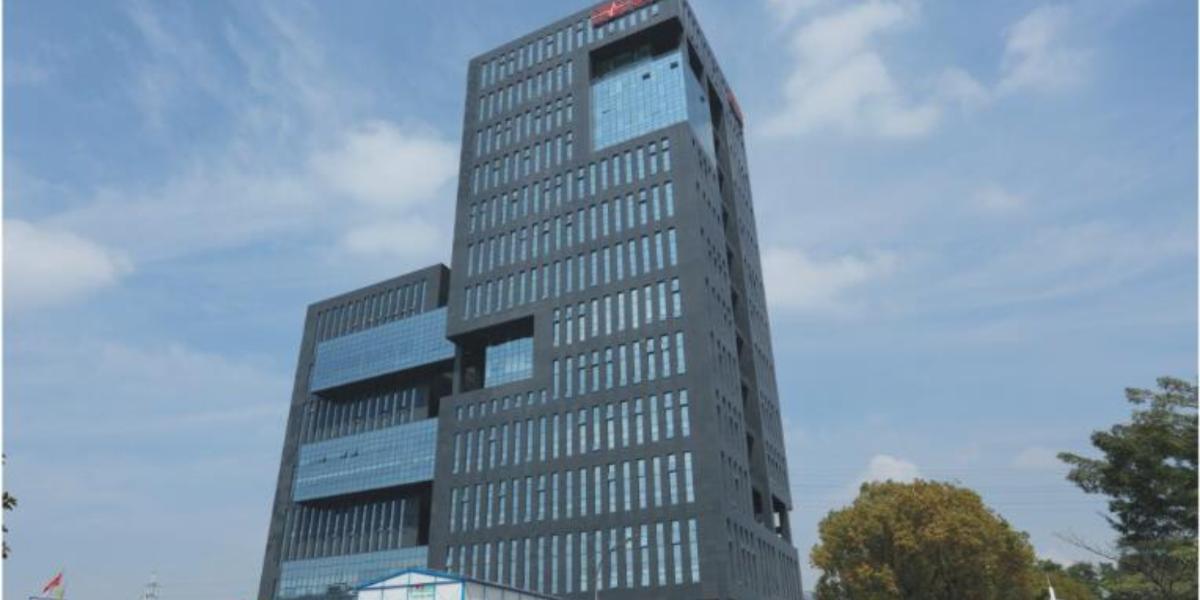精致机柜助力南山区科陆大厦数据机房建设项目