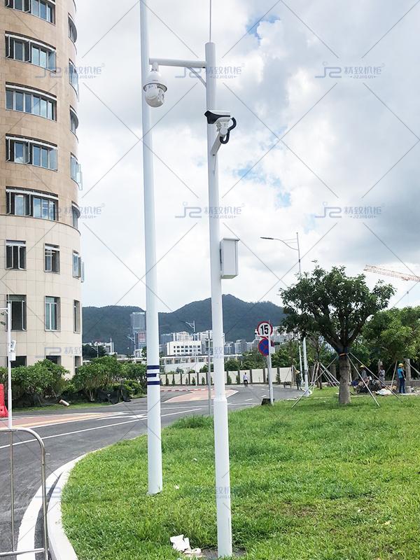 道路监控杆加工定制